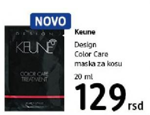 Maska za kosu Design Color Care