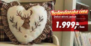 Dekorativni jastuk Bernstein