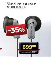 Slušalice MDRE820LP