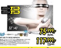 3D televizor LED LCD UE-32F6510