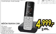 Bežični telefon GIGASET C300