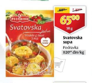 Supa svatovska
