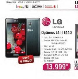 Mobilni telefon L4 II E440