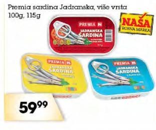 Sardina jadranska