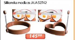 Silikonska modla za jaja