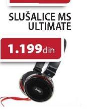 Slušalice Ultimate