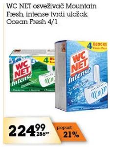 WC osveživač ocean fresh