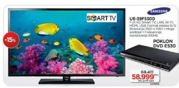 Televizor LED UE39F5300