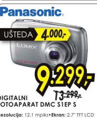 Digitalni fotoaparat Lumix DMC-S1EP-S