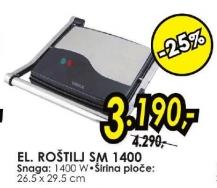 Grill SM1400