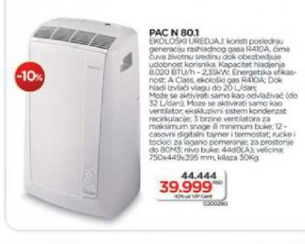 Pac N 80.1