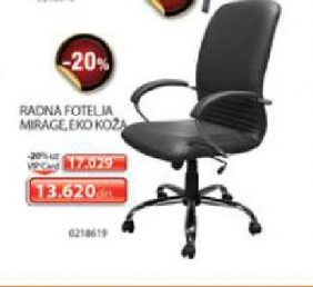 Radna fotelja Mirage