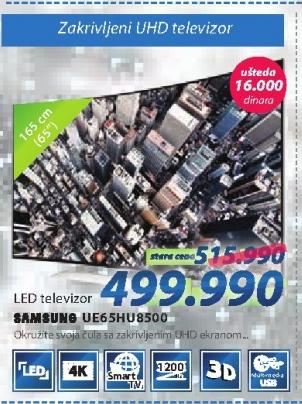 """Televizor LED 65"""" UE65HU8500"""