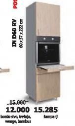 Kuhinjski element In D60 Rv