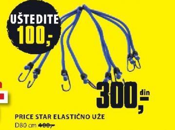Elastično uže Price Star