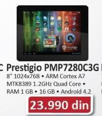 Tablet Multipad PMP7280C 3G