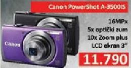 Digitalni fotoaparat Powershot A3500is