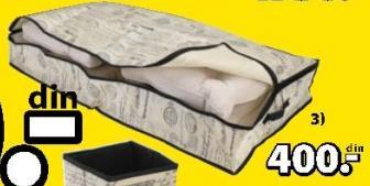 Torba za posteljinu