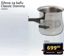 Džezva za  kafu 600ml, Classic Dommy