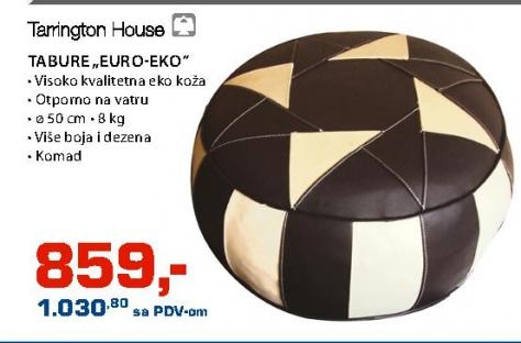 "Tabure ""Euro-eko"""