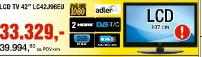 LCD TV ADLER 42'' LC42J96EU