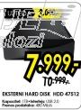Eksterni Hard Disk 1TB, Verbartim