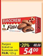 Biskvit eurocrem