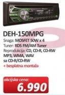 Autoradio DEH-150MPG
