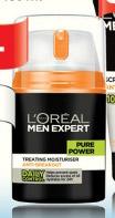 Krema za lice Men Expert Pure Power