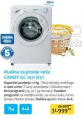Mašina za pranje veša GC 1071D1/1