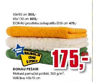 DONAU PEŠKIR