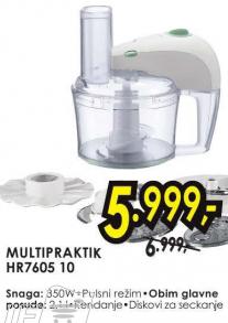 Multipraktik Hr7605 10