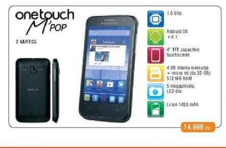Mobilni Telefon M Pop