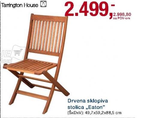 Složiva stolica