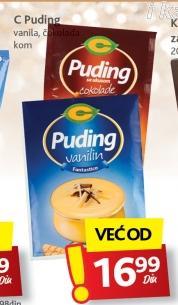 C Puding