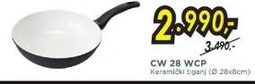 Keramički tiganj CW28WCP