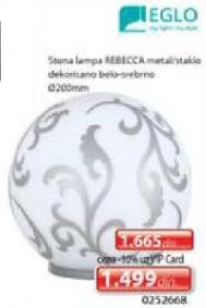 Stona lampa Rebecca