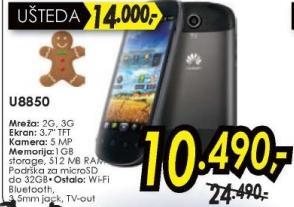 Smartphone GSM U8850