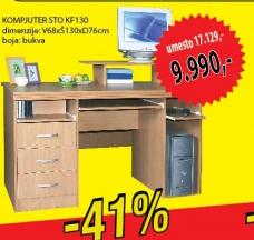 Kompjuter sto KFT130
