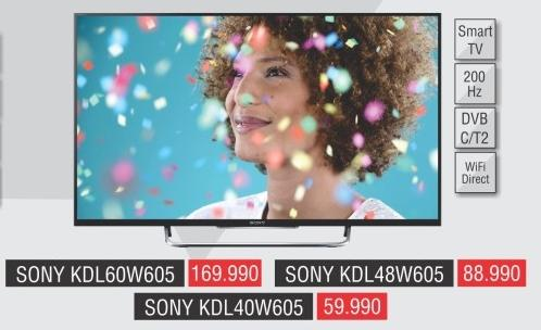 """Televizor LED 60"""" Kdl60w605"""