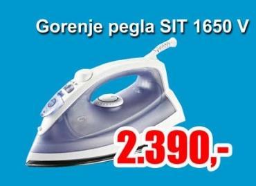Pegla Sit 1650 V