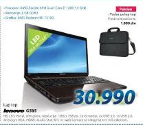 Laptop računar IDEAPAD G585+poklon torba za laptop