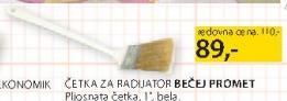 Četka za radijator Bečej promet