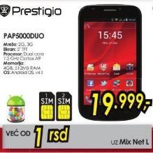 Mobilni telefon Pap5000Duo