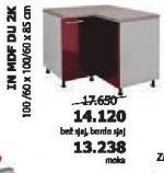 Kuhinjski element In Mdf Du 2k