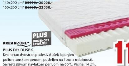 Dušek Plus F85