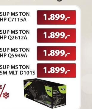 SUP HP Q5949 toner