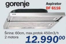 Aspirator Df 6116