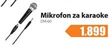 Mikrofon DM-60