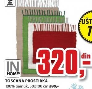 Prostirka Toscana